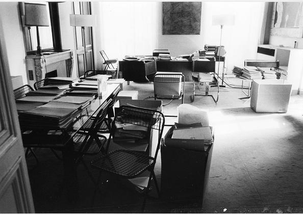 Philippe Le Tellier「Jack Lang's Office」:写真・画像(16)[壁紙.com]