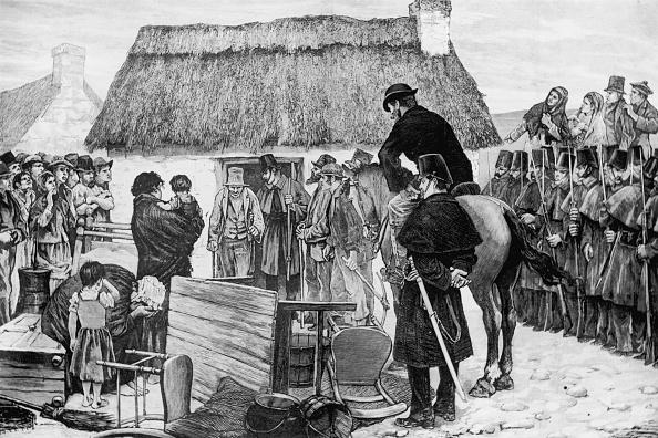 Illustration Technique「Irish Eviction」:写真・画像(6)[壁紙.com]