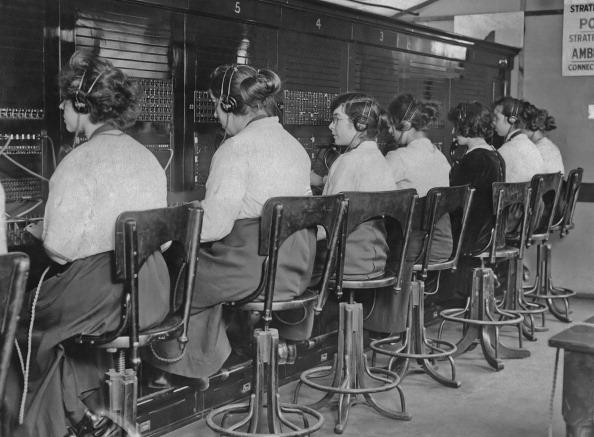 Only Women「Telephone Exchange」:写真・画像(16)[壁紙.com]