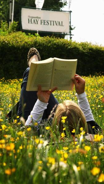 Reading「Hay Literary Festival 2008 Day 1」:写真・画像(18)[壁紙.com]