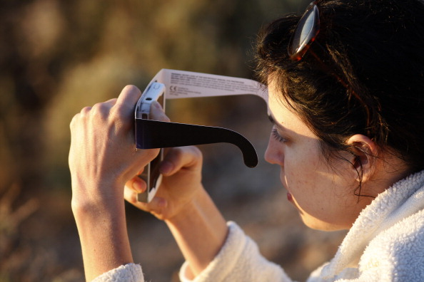 Annular Solar Eclipse「Annular Solar Eclipse Observed In California」:写真・画像(17)[壁紙.com]