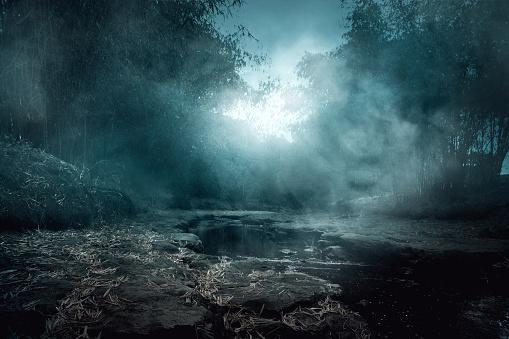 Spooky「Creepy river」:スマホ壁紙(7)