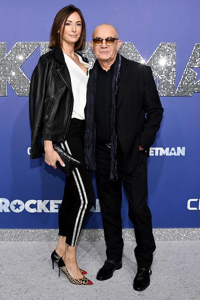 "Leather Jacket「""Rocketman"" New York Premiere」:写真・画像(9)[壁紙.com]"