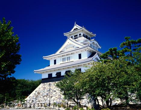 長浜城のまとめ:2005年09月02日(壁紙.com)