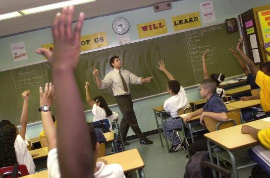 Bronx School Stands Out:ニュース(壁紙.com)