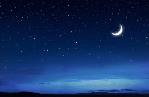 星空の夜:スマホ壁紙(壁紙.com)