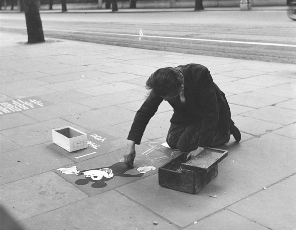 Pavement Art:ニュース(壁紙.com)