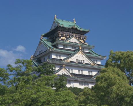 大阪城のまとめ:2005年10月06日(壁紙.com)