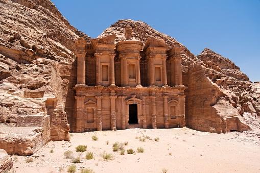 ペトラ(ヨルダン)のまとめ:2008年01月08日(壁紙.com)