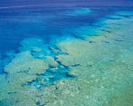 エメラルドブルーの海のまとめ:2005年09月22日(壁紙.com)