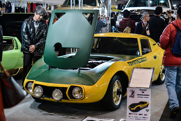 Tokyo Auto Salon「Tokyo Auto Salon 2015」:写真・画像(17)[壁紙.com]