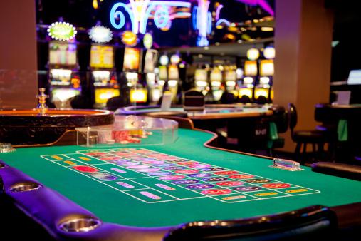 Spinning「Roulette table」:スマホ壁紙(10)