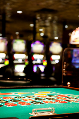 Gambling「Roulette table」:スマホ壁紙(12)