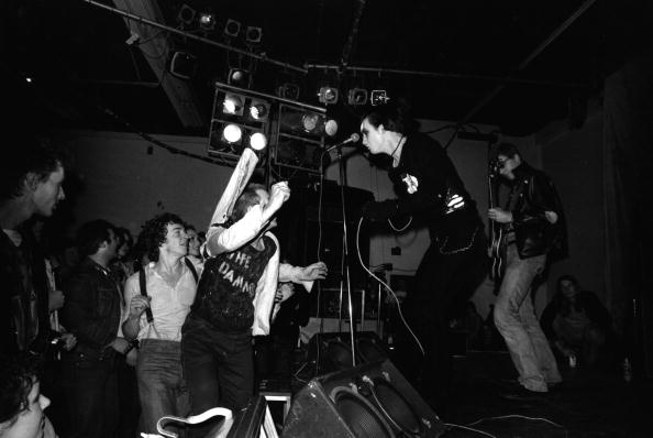 Rock Music「Damned Concert」:写真・画像(7)[壁紙.com]