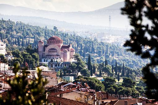 Greek Orthodox「Agios Pavlos church」:スマホ壁紙(11)
