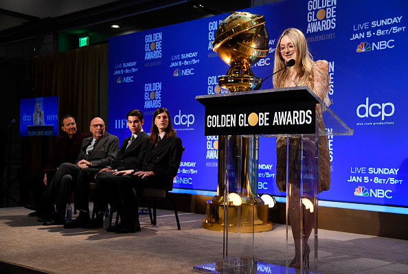 Golden Globe Award「77th Annual Golden Globe Awards Nominations Announcement」:写真・画像(9)[壁紙.com]