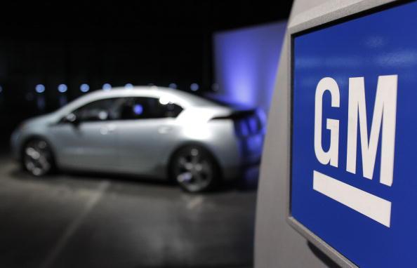Electricity「GM CEO Henderson Details Plans For Michigan Plant To Build Volt Battery」:写真・画像(16)[壁紙.com]
