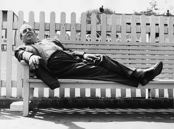 Bench「Robert Morley」:写真・画像(16)[壁紙.com]