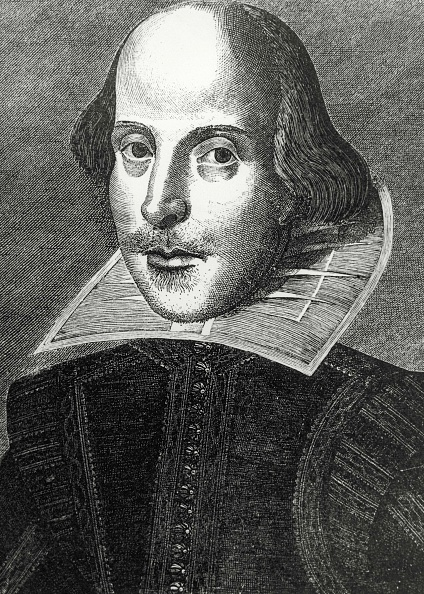 William Shakespeare「Portrait of William Shakespeare, Print, 1623」:写真・画像(0)[壁紙.com]