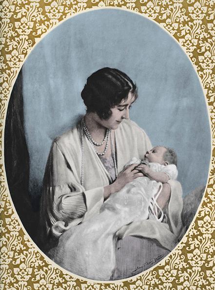 Painting - Activity「Portrait of Elizabeth II (1926」:写真・画像(6)[壁紙.com]