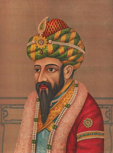 1880-1889「Portrait Of A Man With A Jeweled Turban」:写真・画像(15)[壁紙.com]
