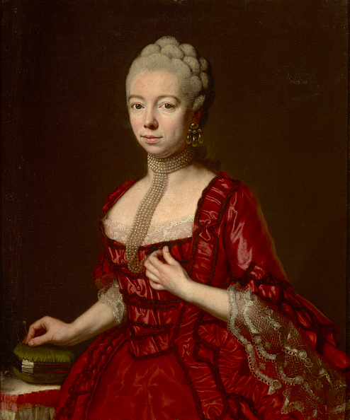 Painting - Activity「Portrait Of Baroness Sophia Katharina Von Brukenthal」:写真・画像(19)[壁紙.com]