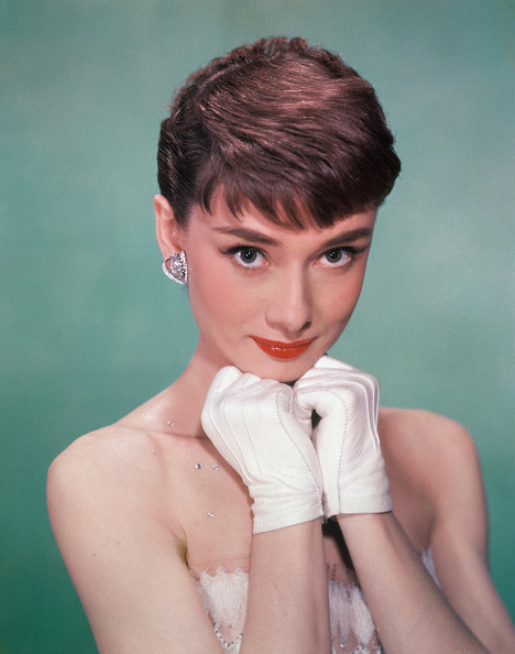 Strapless「Portrait Of Audrey Hepburn」:写真・画像(18)[壁紙.com]