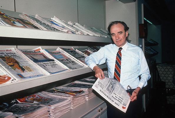 Express Newspapers「Portrait Of Rupert Murdoch」:写真・画像(17)[壁紙.com]