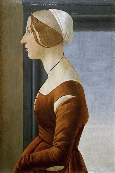 Renaissance「Portrait Of A Young Woman」:写真・画像(11)[壁紙.com]