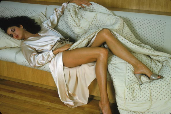 Sofa「Portrait Of Janice Dickerson」:写真・画像(1)[壁紙.com]