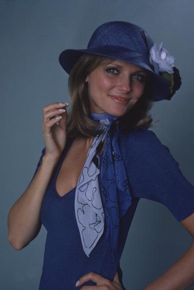 Appliqué「Portrait Of Cheryl Tiegs」:写真・画像(3)[壁紙.com]