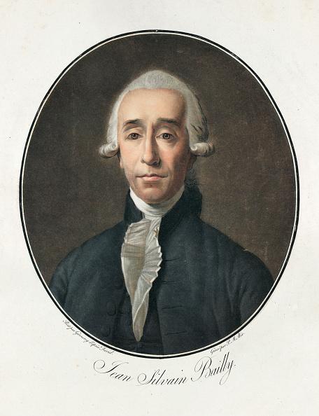 Etching「Portrait Of Jean Sylvain Bailly 1736-1793」:写真・画像(2)[壁紙.com]