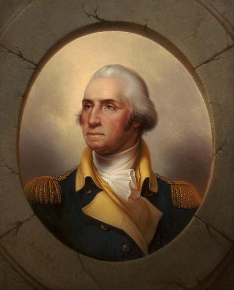 Painting - Activity「Portrait Of George Washington 1732-1799」:写真・画像(3)[壁紙.com]