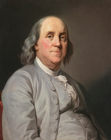 Painting - Activity「Portrait Of Benjamin Franklin」:写真・画像(15)[壁紙.com]