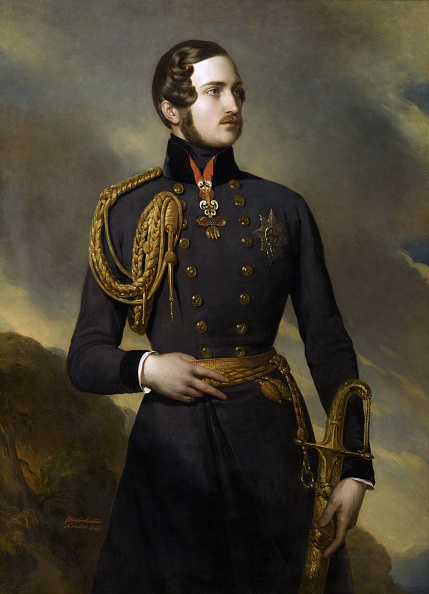 Painting - Activity「Portrait Of Prince Albert Of Saxe-Coburg And Gotha (1819-1861)」:写真・画像(6)[壁紙.com]