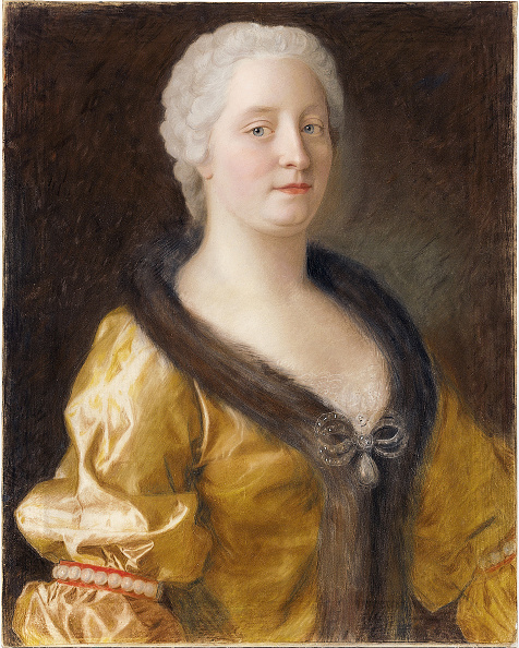 Painting - Activity「Portrait Of Empress Maria Theresia Of Austria 1717-1780」:写真・画像(13)[壁紙.com]