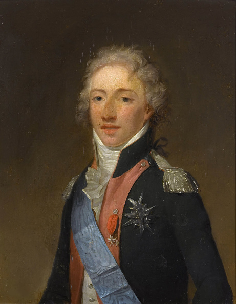 Angouleme「Portrait Of Louis Antoine Of France」:写真・画像(0)[壁紙.com]