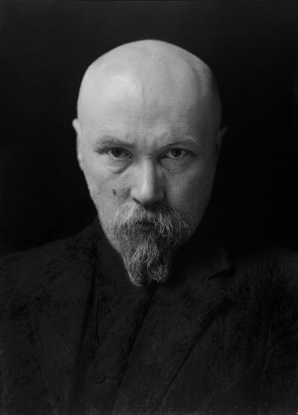 Colored Background「Portrait Of Nicholas Roerich」:写真・画像(11)[壁紙.com]