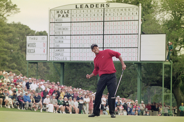 Best shot「US Masters Golf Tournament」:写真・画像(0)[壁紙.com]