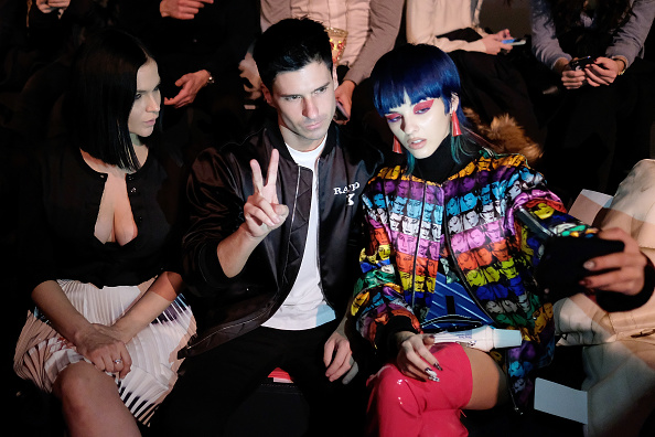 Photography Themes「Jeremy Scott - Backstage - February 2017 - New York Fashion Week: The Shows」:写真・画像(10)[壁紙.com]