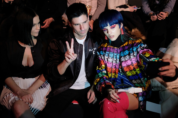 Photography Themes「Jeremy Scott - Backstage - February 2017 - New York Fashion Week: The Shows」:写真・画像(11)[壁紙.com]