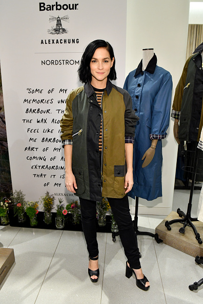 Jacket「Alexa Chung Celebrates Barbour By ALEXACHUNG Fall 2019 Collection At Nordstrom」:写真・画像(3)[壁紙.com]