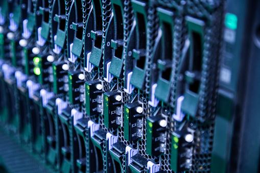 Data Center「Computer server」:スマホ壁紙(17)