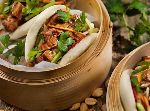 Chinese Dumpling「Pork Belly Bao Buns」:スマホ壁紙(17)