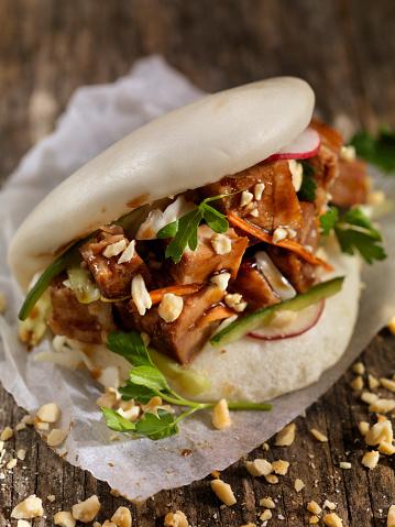Dim Sum「Pork Belly Bao Buns」:スマホ壁紙(9)