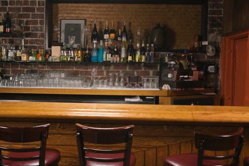 Alcohol - Drink「Bar interior」:スマホ壁紙(15)