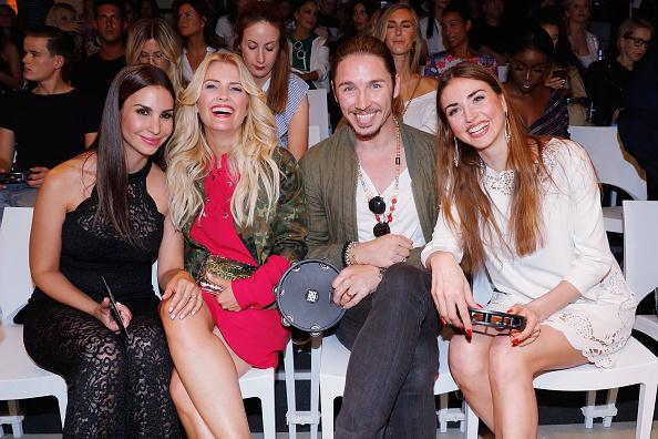 Mercedes-Benz Fashion Week「Arrivals - Riani Fashion Show Spring/Summer 2018」:写真・画像(16)[壁紙.com]