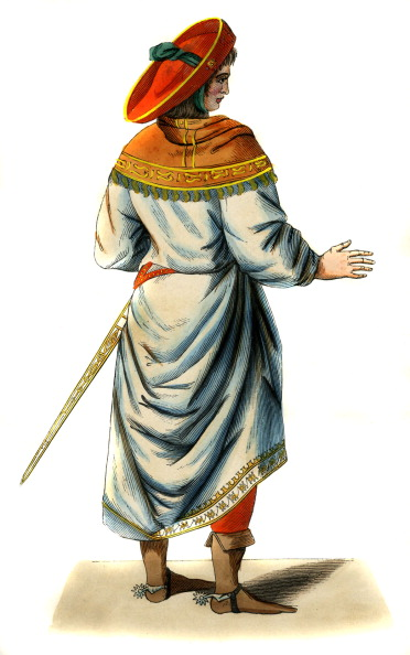 Wide「German Noble - male costume from 15th century」:写真・画像(17)[壁紙.com]