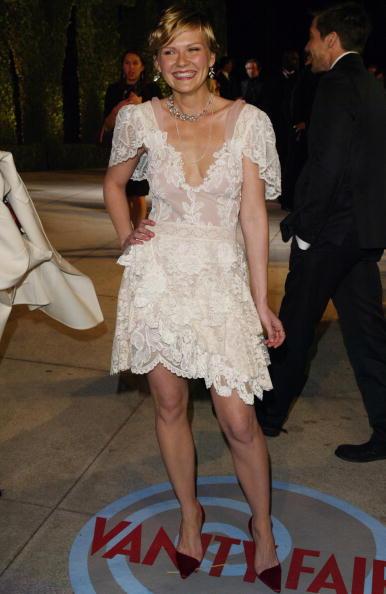 Lace - Textile「2004 Vanity Fair Oscar Party - Arrivals」:写真・画像(17)[壁紙.com]