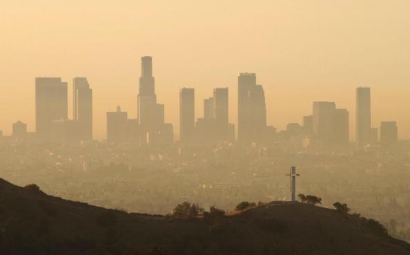 Air Pollution「Los Angeles Air Still Among Nation's Dirtiest」:写真・画像(3)[壁紙.com]